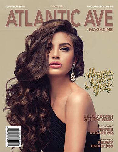Atlantic Ave Magazine January 2020 cover