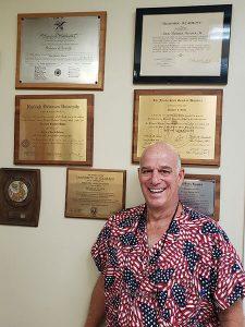 Dr Ted Ritota